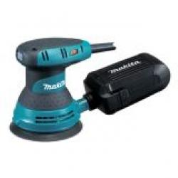 BO5031 Makita excentercsiszol� 125mm AJ�ND�K 10db P80 CS.PAP�R!
